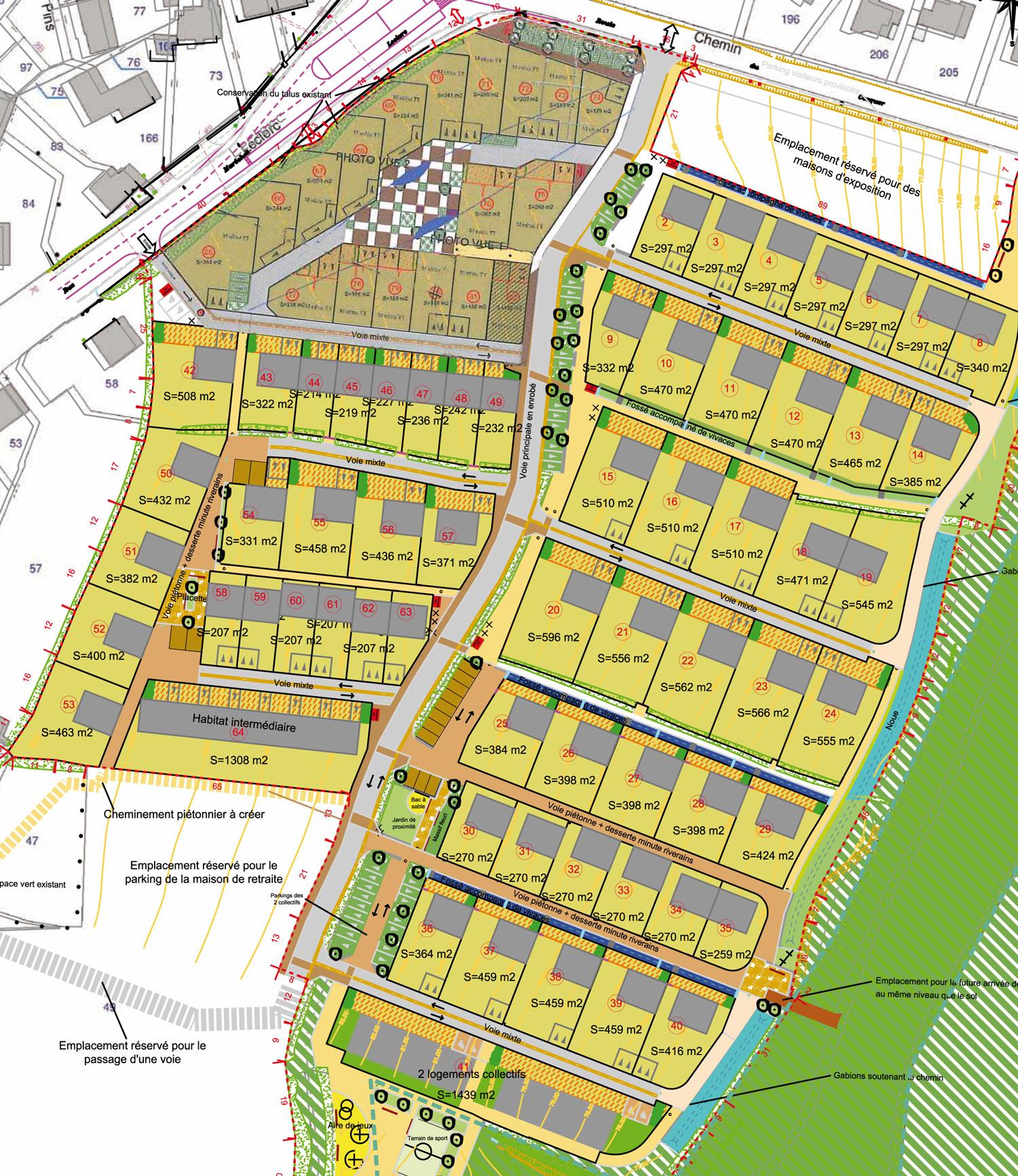 terrains à vendre Plabennec