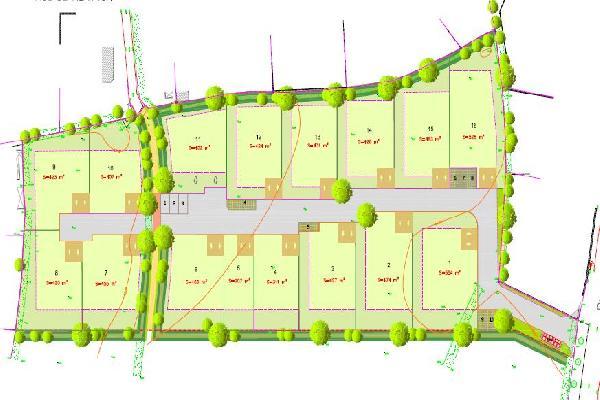 A vendre terrains sur Plabennec terrains constructible